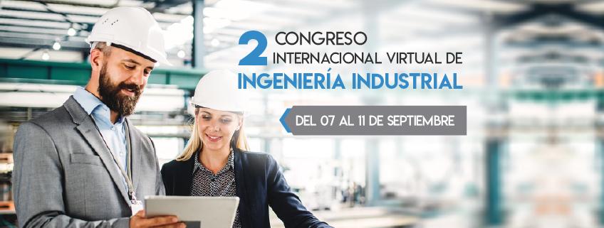 FUNIBER patrocina el Congreso Internacional Virtual de Ingeniería Industrial(CIVII)