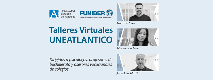 FUNIBER organiza talleres virtuales para docentes y psicólogos