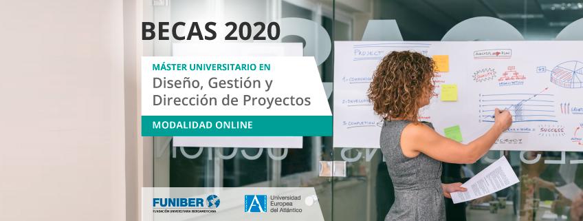 ElMáster Universitario en Diseño, Gestión y Dirección de Proyectos promovido por FUNIBER reconocido como Máster oficial