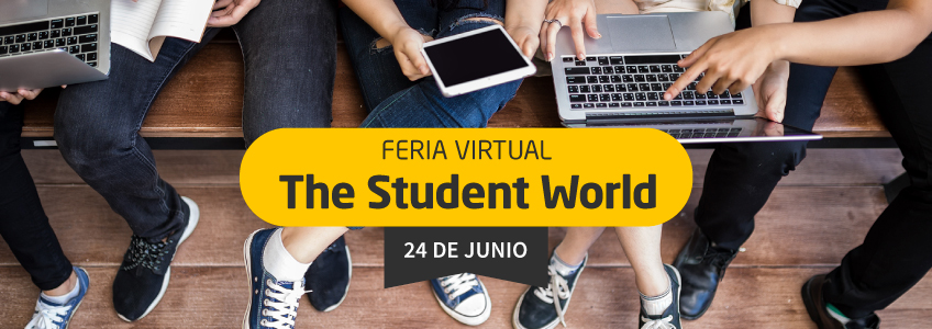 FUNIBER participará en la Feria Virtual The Student World