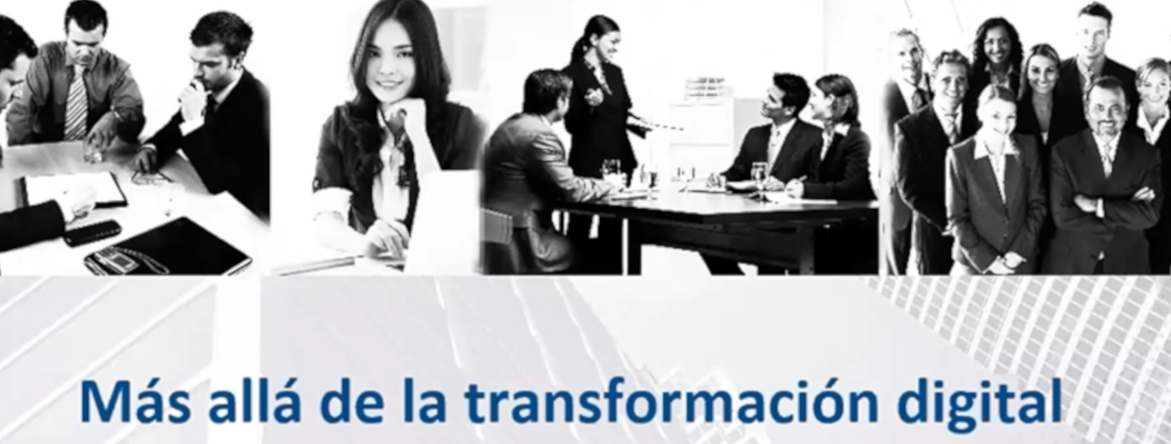 """FUNIBER participa en el webinar """"Más allá de la Transformación Digital"""""""