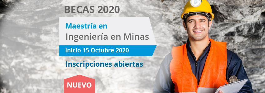 FUNIBER convoca becas para la nueva Maestría en Ingeniería en Minas