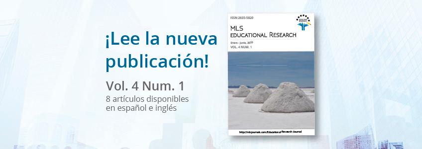 La revista MLS Educational Research patrocinada por FUNIBER publica nuevo número