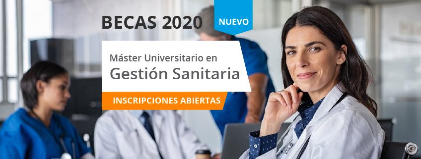FUNIBER lanza convocatoria de becas para el nuevo Máster Universitario en Gestión Sanitaria