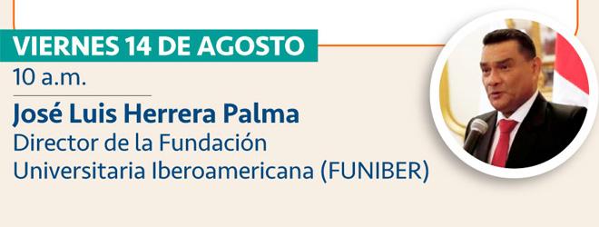 FUNIBER organiza conferencia virtual para la Municipalidad de Lima