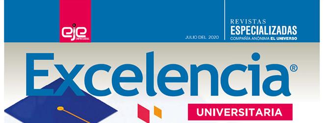 El diario El Universo destaca los 23 años de trayectoria en educación online de FUNIBER