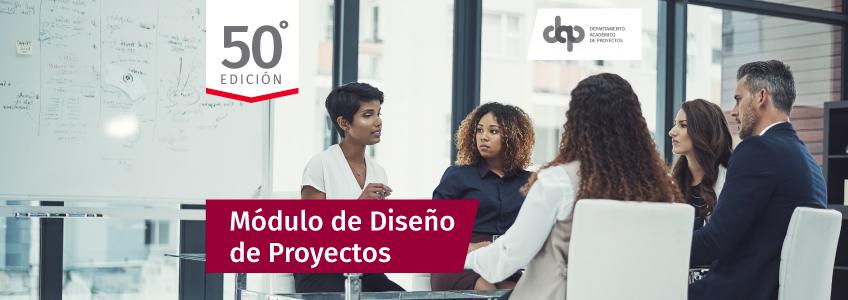 El Departamento Académico de Proyectos (DAP) celebra la 50ª edición del Módulo de Diseño de Proyectos