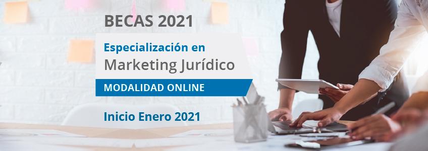 Lanzamiento de la nueva Especialización en Marketing Jurídico promovida por FUNIBER