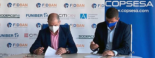 FIDBAN firma convenio con COPSESA para incentivar el desarrollo de la economía circular
