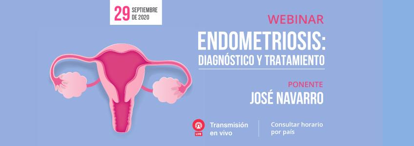 """FUNIBER organiza el webinar """"Endometriosis: Diagnóstico y tratamiento"""""""