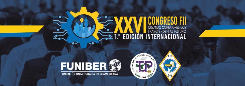 FUNIBER presentará su programa de becas en el XXVI Congreso FII