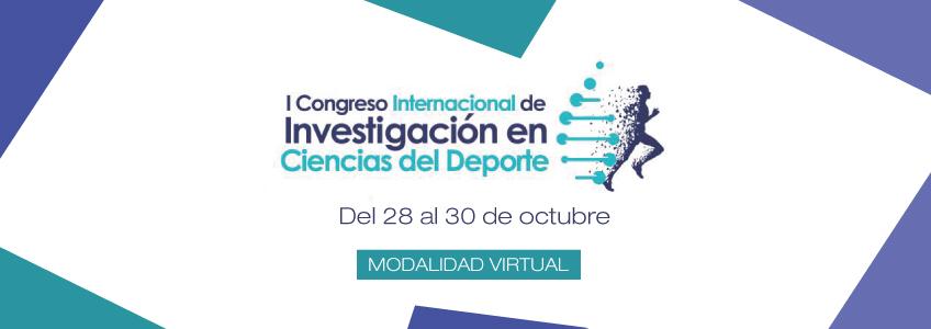 FUNIBER participa en el I Congreso Internacional de Investigación en Ciencias del Deporte