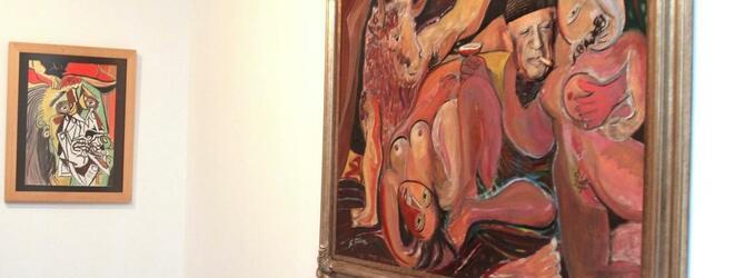 """Exposición """"Aún Sorprendo"""" en el Campus Ponferrada de Picasso en la Universidad de León"""