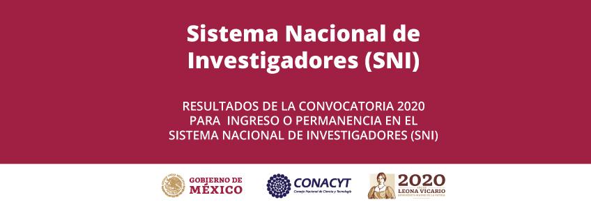 Docentes de la red universitaria de FUNIBER acreditados por el Sistema Nacional de Investigadores