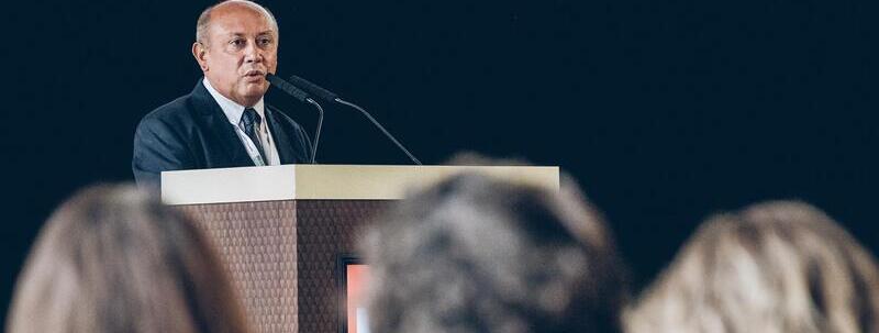 Bruno Mezzetti, docente de las maestrías de salud, reconocido entre los investigadores más influyentes mundialmente