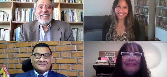 FUNIBER y la Universidad de Lima firman convenio de cooperación