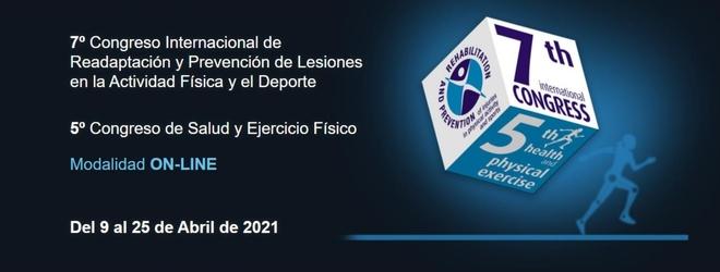 FUNIBER organizará el Congreso Internacional de Readaptación y Prevención de Lesiones