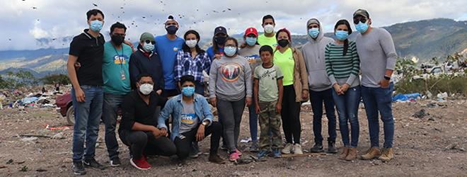 FUNIBER refuerza su compromiso social con la población de Tegucigalpa