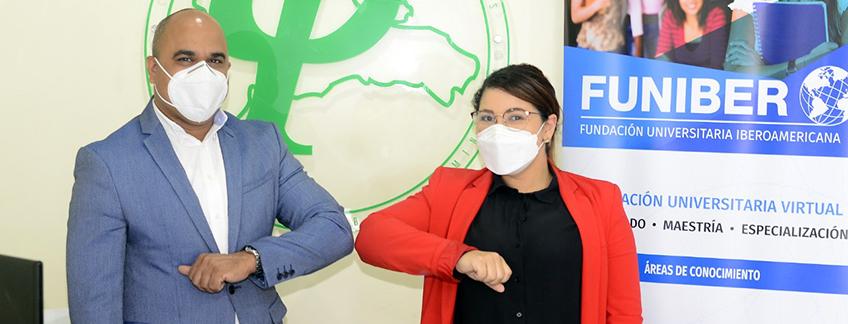 FUNIBER firma convenio de colaboración con CODOPSI en República Dominicana