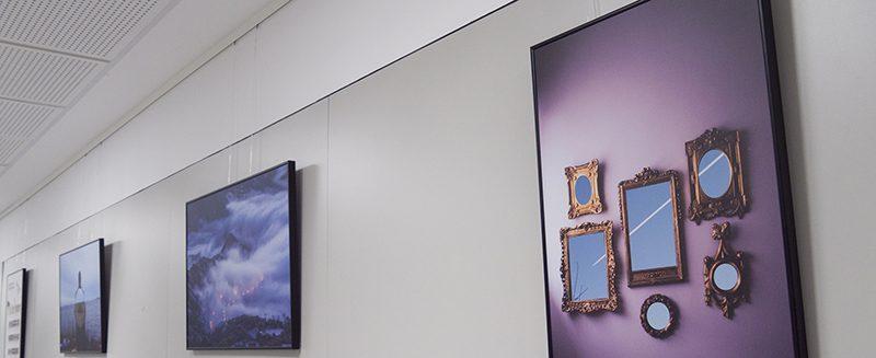 Se inaugura una exposición de fotografías participantes en PHotoFUNIBER'20