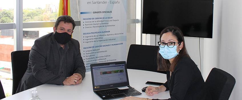 FUNIBER se reúne con la Asociación Paraguaya de Graduados en Nutrición (ASPAGRAN)