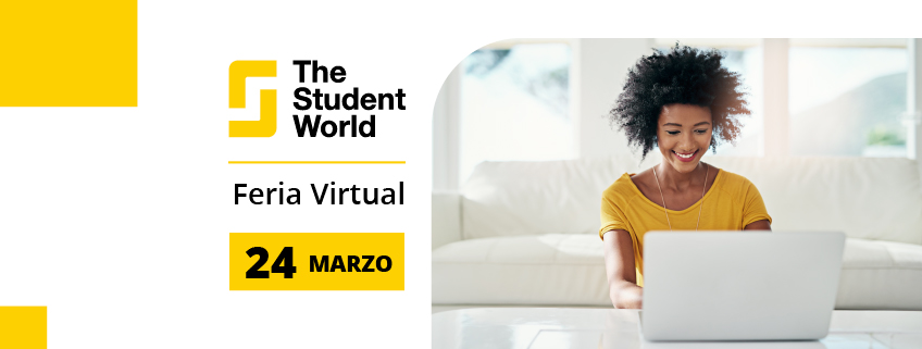 FUNIBER y la Universidad Europea del Atlántico participan en la feria virtual The Student World Brasil 2021