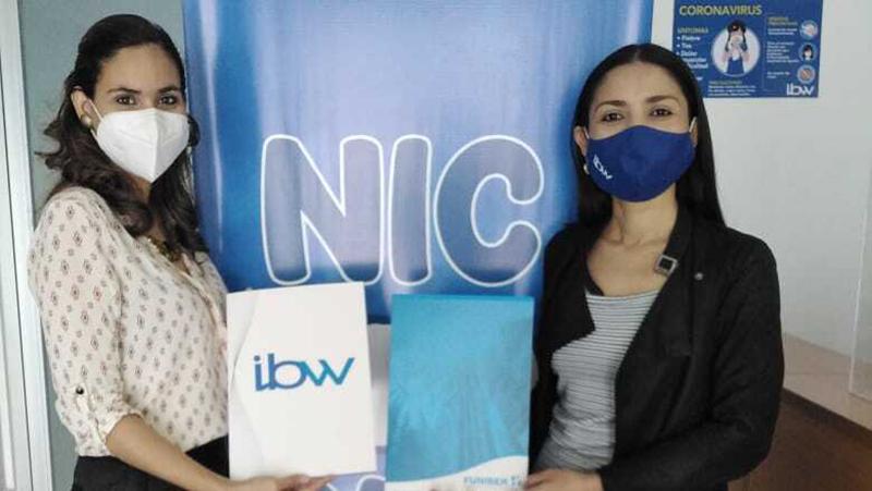 FUNIBER firma un convenio de colaboración con la empresa IBW en Nicaragua