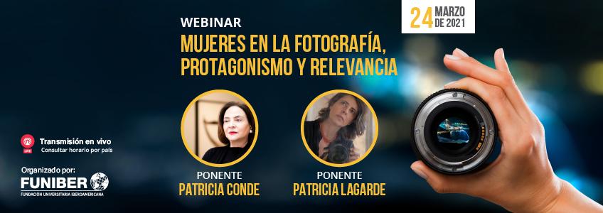FUNIBER organiza webinar sobre fotografía