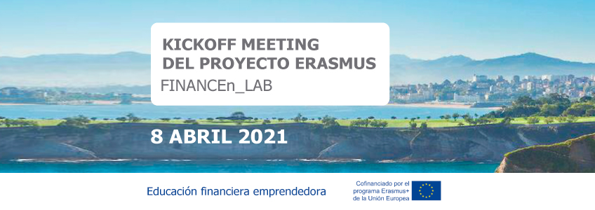 Primera reunión del proyecto FINANCEn_LAB