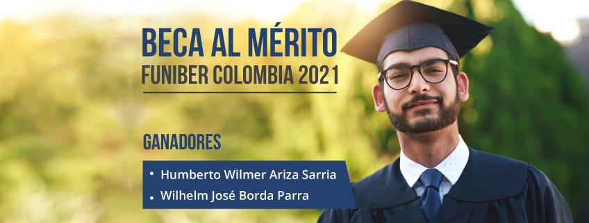 FUNIBER selecciona a los ganadores de la Beca al Mérito FUNIBER Colombia 2021