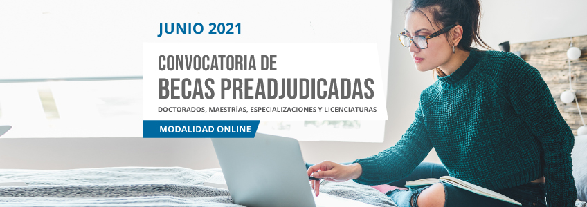 Convocatoria de becas preadjudicadas en la sede de Uruguay