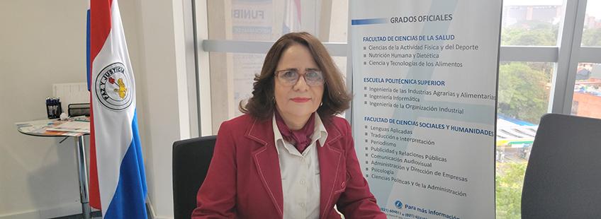 Defensa de tesis en la sede de FUNIBER en Paraguay