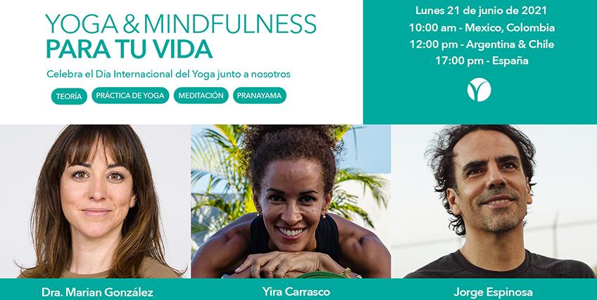 Docente de la red de FUNIBER imparte conferencia sobre Mindfulness y ciencia