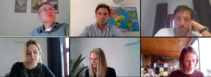 FUNIBER participa en una nueva reunión del proyecto T-Crisis-Nav