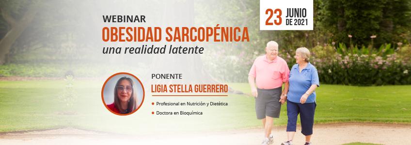FUNIBER organiza webinar sobre obesidad sarcopénica
