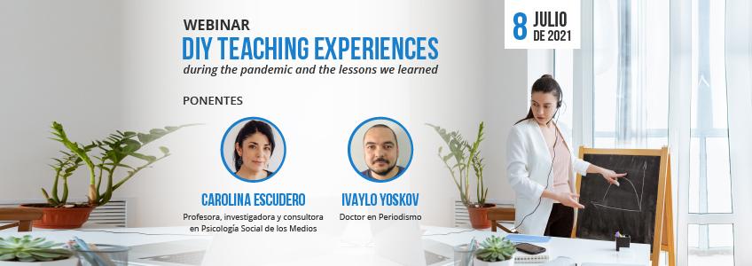 FUNIBER organiza webinar sobre experiencias de la enseñanza online