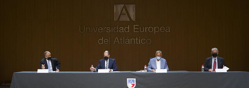 """FUNIBER colabora en la creación del Instituto de Estudios Europeos """"Eduardo García de Enterría"""""""
