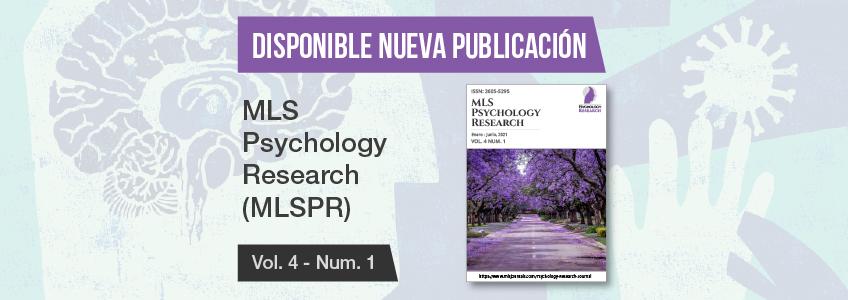 Nuevo número de la revista MLS Psychology Research, patrocinada por FUNIBER