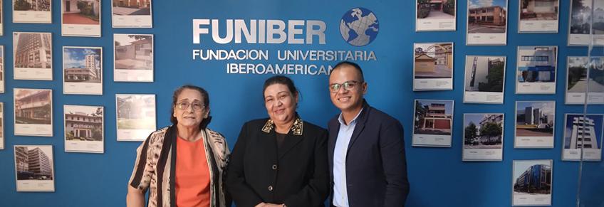 Defensa de tesis doctoral en la sede de FUNIBER en Nicaragua