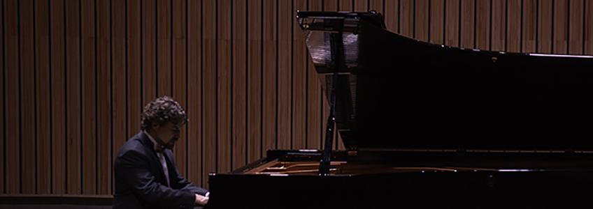 El pianista José Luis Nieto pronostica su vuelta a los escenarios