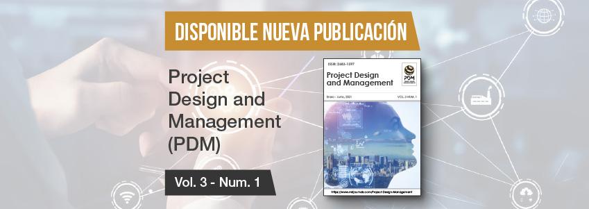 Nuevo número de la revista Project Design and Management, patrocinada por FUNIBER