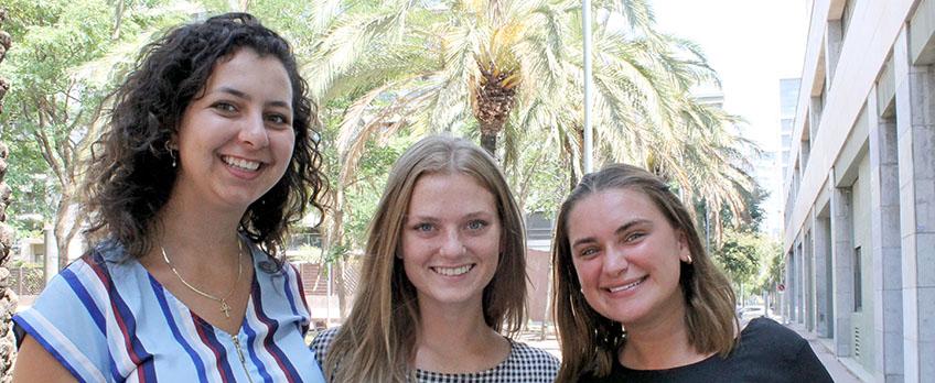 Estudiantes de Periodismo valoran su experiencia de prácticas en FUNIBER