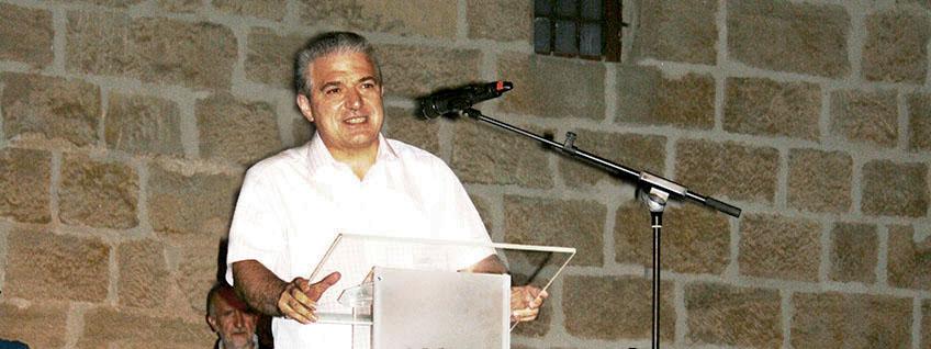 Presidente de FUNIBER recibe galardón por su colaboración en reconstrucción de castillo histórico