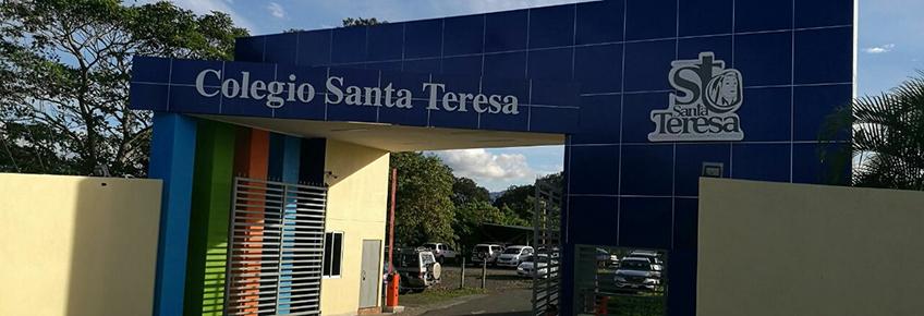FUNIBER y UNEATLANTICO firman convenio con el Colegio Santa Teresa de Costa Rica