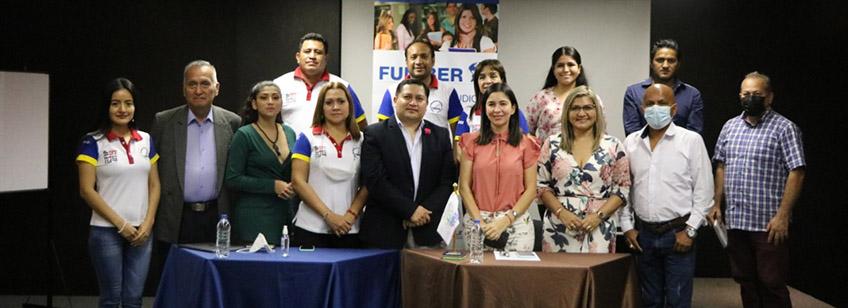 FUNIBER y la Federación Nacional de Periodistas del Ecuador (FENAPE) renuevan convenio