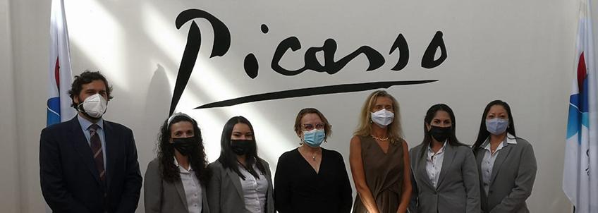 """La exposición """"Aún sorprendo"""" de Picasso se traslada a Costa Rica"""