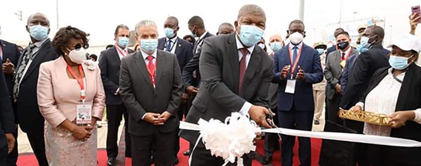 FUNIBER participa en el acto inaugural del Campus Universitario de la UNIC, en Angola